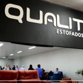 Participação da Estofados Diqualitá na Móvel Brasil 2015 em vídeo produzido pelo Studio 25