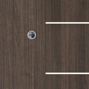 Detalhe de porta da Famossul em imagem gerada em 3D pelo Studio 25