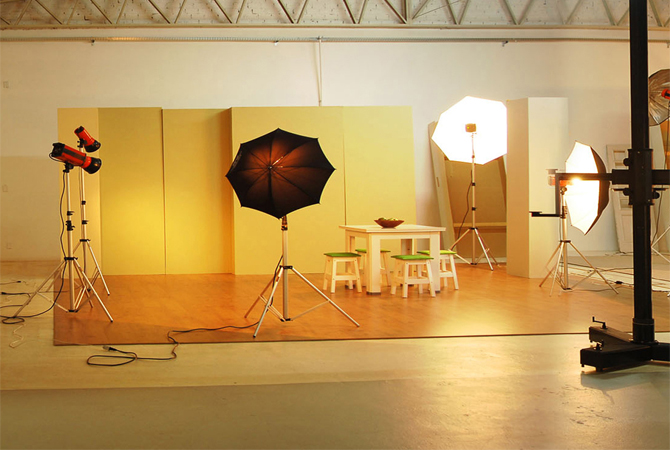 Stúdio de Imagens 3d - Foto fusão