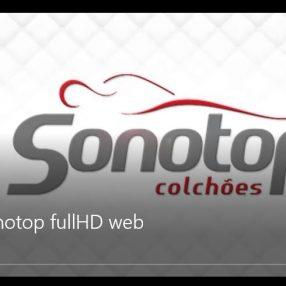 Animação da Sonotop para apresentação de colchão