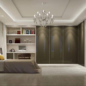 Dormitório Planejado da KNR Móveis em imagem produzida pelo Studio 25