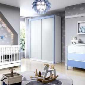 Linha Orion Bebê da JC Móveis em imagem produzida pelo Studio 25